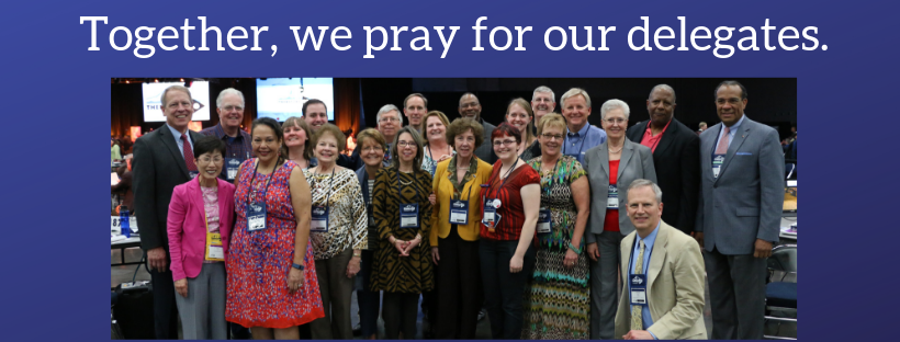 Praying for General Conference