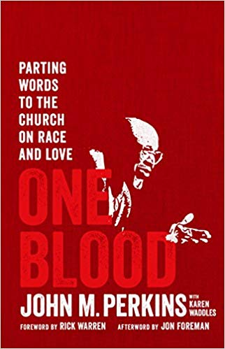 One Blood: Book Cover