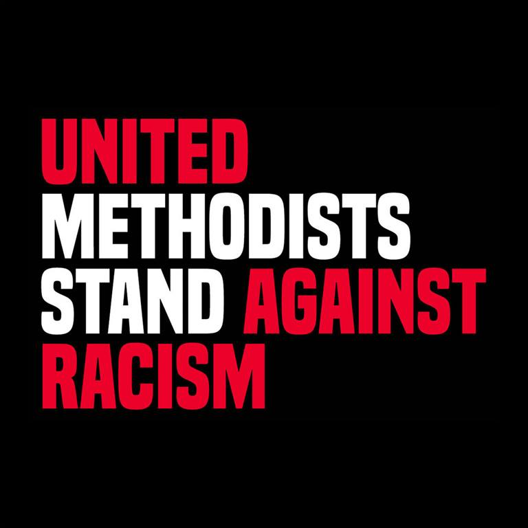 united methodists stand against racism