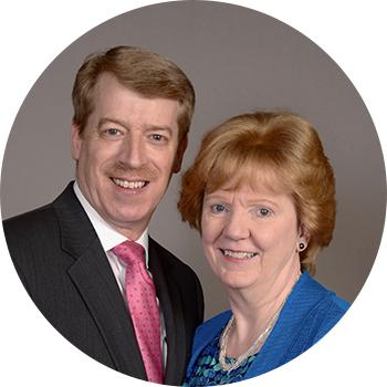 Headshot: Neil and Anne Hough