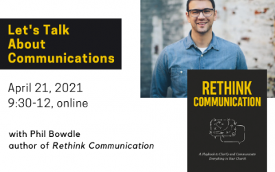 Let's Talk About Communications