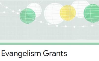 Digital Evangelism Grants