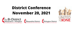 2021 District Conference
